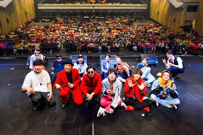 関西テレビとユニバーサルミュージックがスペシャルライブを開催、C&K、Da-iCEら個性あふれる4組の競演