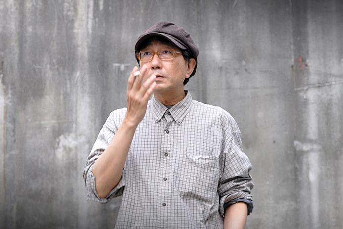 「少年王者舘」主宰で、『1001』作・演出の天野天街 [撮影]吉永美和子