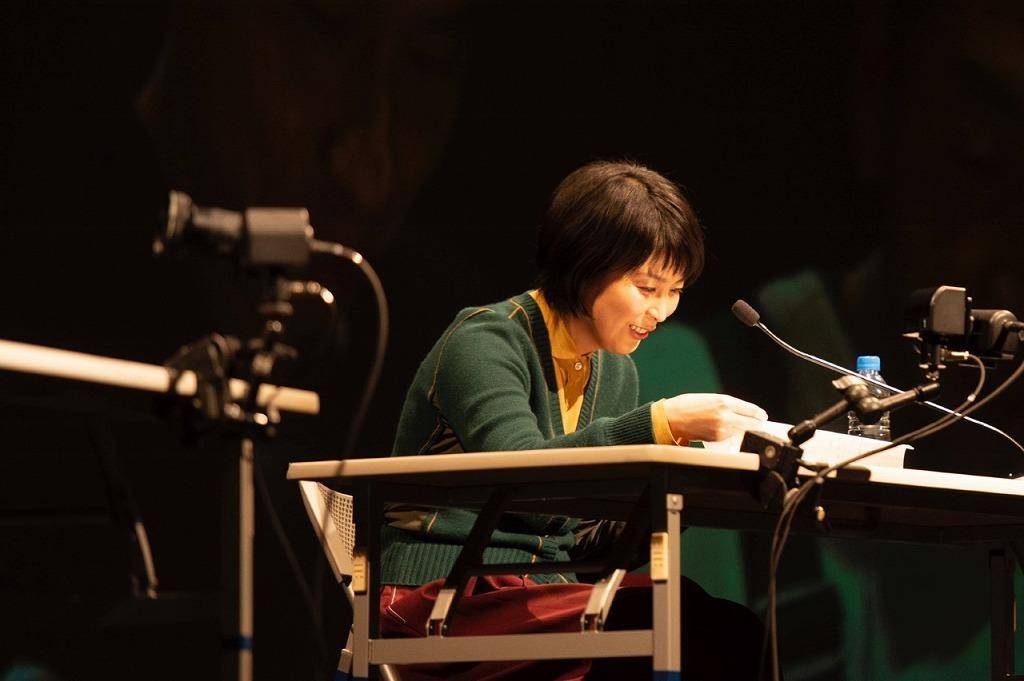 『いきなり本読み!in東京国際フォーラム』   (C)平岩と毛利