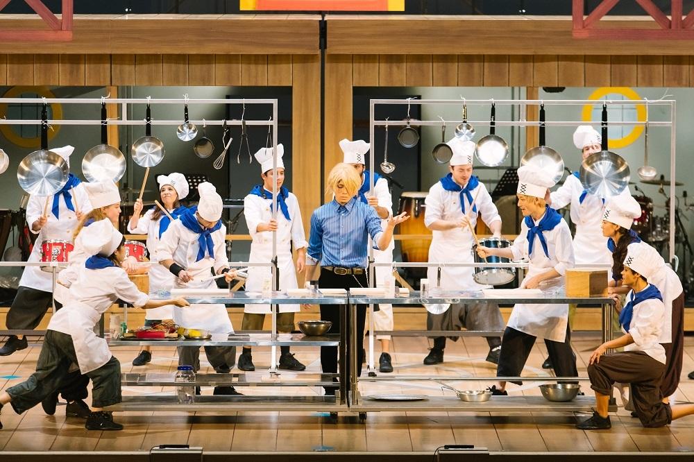 『ワンピース音宴〜イーストブルー編〜』リハーサルの様子