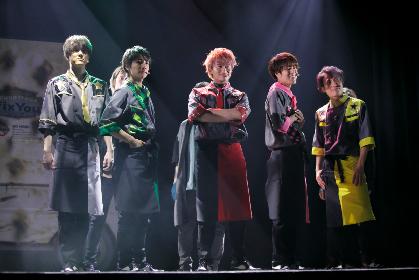 BOYS AND MEN出演ミュージカル『Foodtruck FixYou~full course~』が閉幕 祭nine.、BMK、ボイメンエリア研究生らも競演