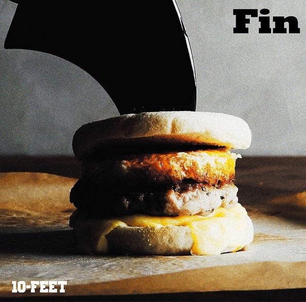 10-FEET アルバム『Fin』