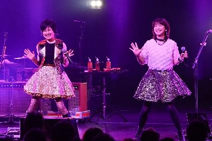 岸谷 香、盟友・森高千里と23年ぶりライブ共演