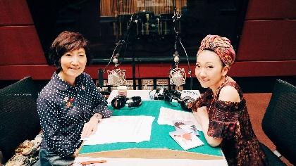 MISIA×森山良子 ラジオで名曲「涙そうそう」「さとうきび畑」のスペシャルセッションを披露