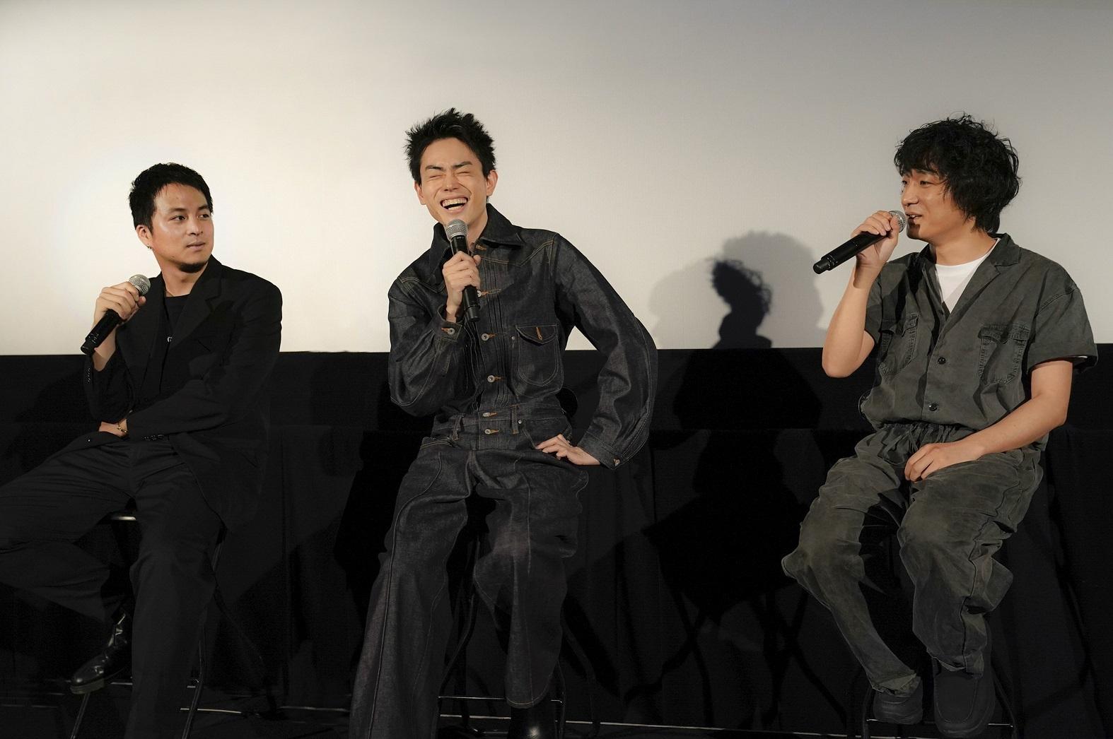 菅田将暉監督作品・ショートフィルム『クローバー』特別上映会