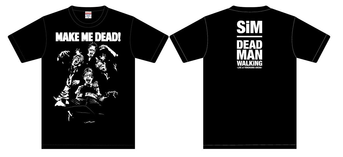 オリジナル・デザインTシャツ