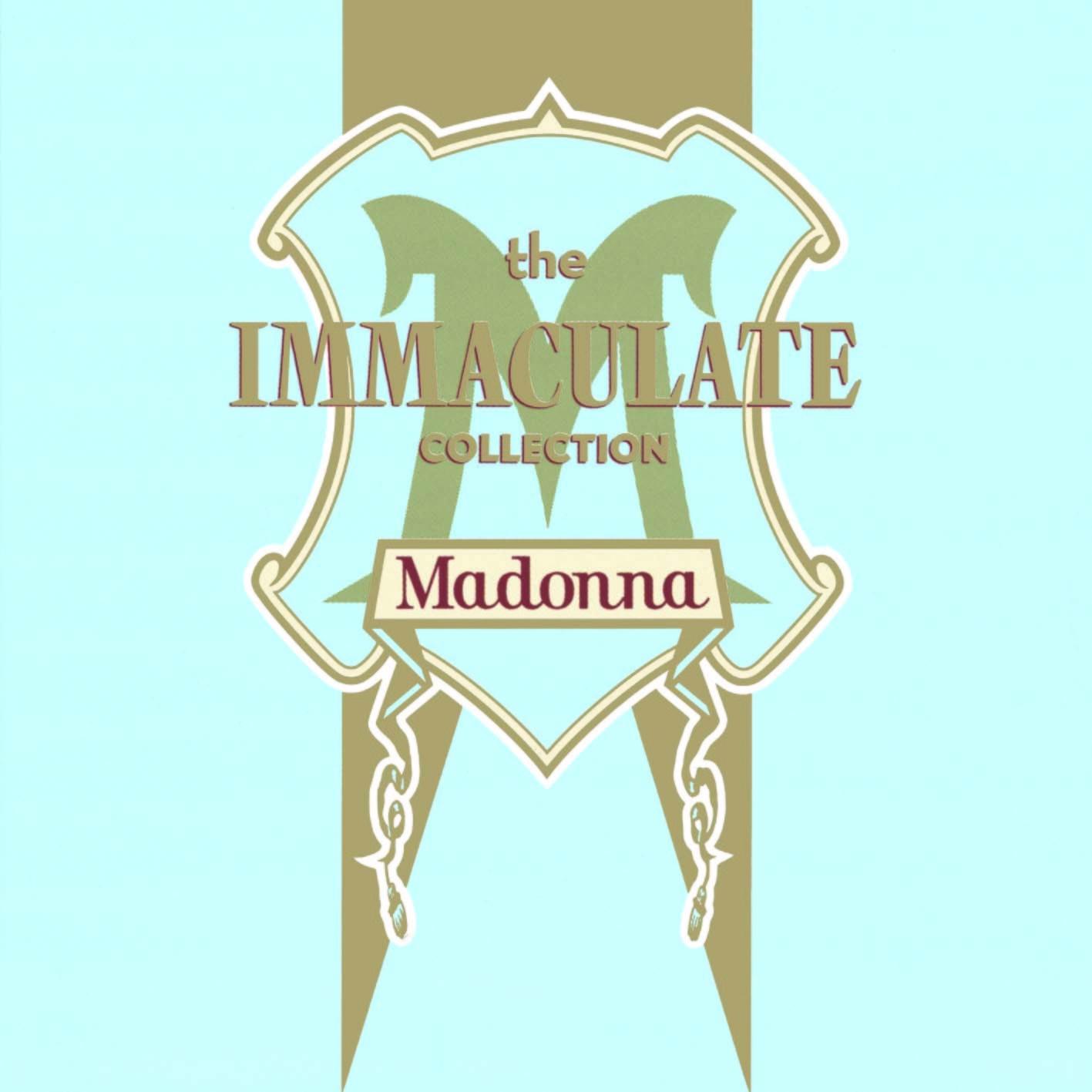 『ウルトラ・マドンナ~グレイテスト・ヒッツ (原題:THE IMMACULATE COLLECTION)』