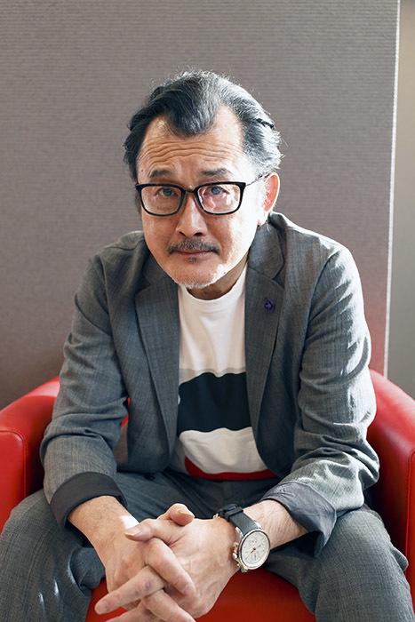 吉田鋼太郎(撮影:中田智章)