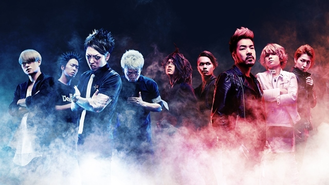 SiM vs Crossfaith