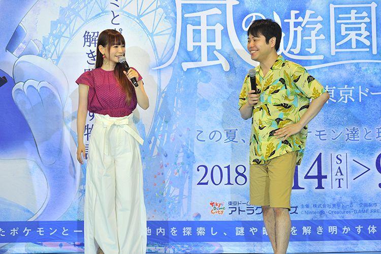 (C)Nintendo・Creatures・GAME FREAK・TV Tokyo・ShoPro・JR Kikaku  (C)Pokemon (C)2018 ピカチュウプロジェクト