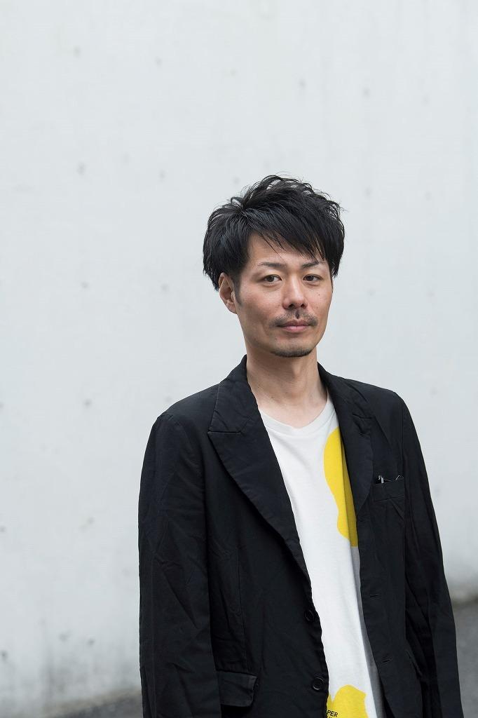 多田淳之介 撮影:平岩享