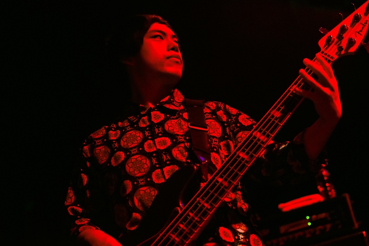 ユアネス 撮影=Daisuke Miyashita