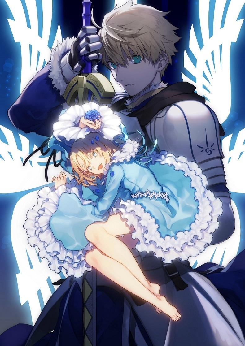 『Fate/Prototype 蒼銀のフラグメンツ Drama CD & Original Soundtrack 1 -東京聖杯戦争-』 (C)桜井光・TYPE-MOON 2014