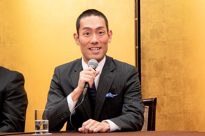中村勘九郎 NHK大河ドラマと並行したスケジュールを労う声も上がった。「W主演の阿部(サダヲ)さんがいるので」と余裕の笑顔。