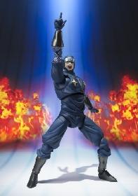 『キン肉マン』悪魔超人ザ・ニンジャが格闘アクションフィギュアで立体化!