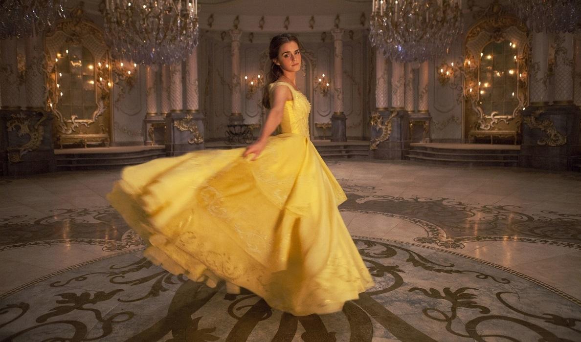 『美女と野獣』 (C)2017 Disney Enterprises, Inc. All Rights Reserved.