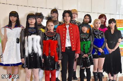 根本宗子×GANG PARADE×磯村勇斗のジュークボックス・ミュージカルが開幕 『プレイハウス』ゲネプロレポート