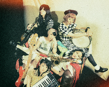 女性5人組オルタナティブファンクバンド・BimBamBoom、下北沢SHELTERでマンスリー企画スタート