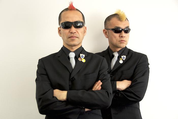 が~まるちょば ケッチ!(左)、HIRO-PON(右) (撮影:五月女菜穂)