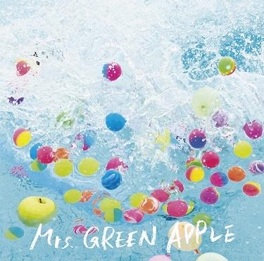Mrs. GREEN APPLE「サママ・フェスティバル!」通常盤