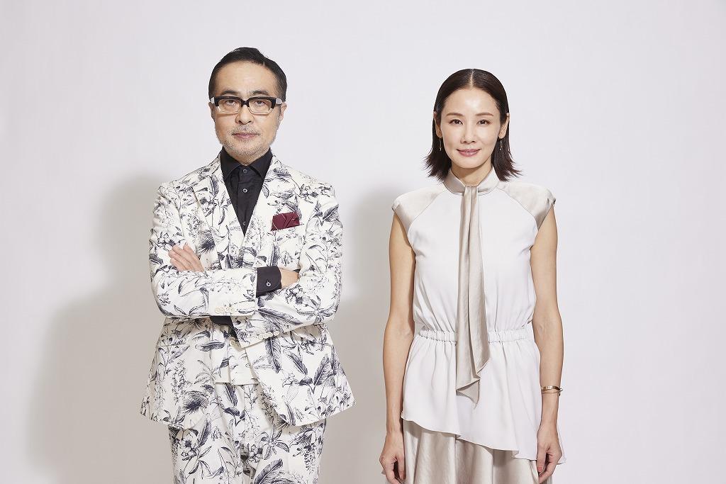 (左から)松尾スズキ、吉田羊