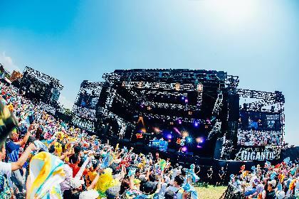 大阪の夏フェス『ジャイガ』ウルフルズら人気アーティストの共演に興奮、充実の2日間を振り返る
