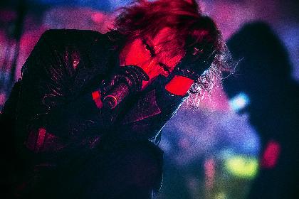 HYDE 最新ライブ映像作品の詳細発表、限定盤にはワールドツアーのドキュメンタリー映像も収録