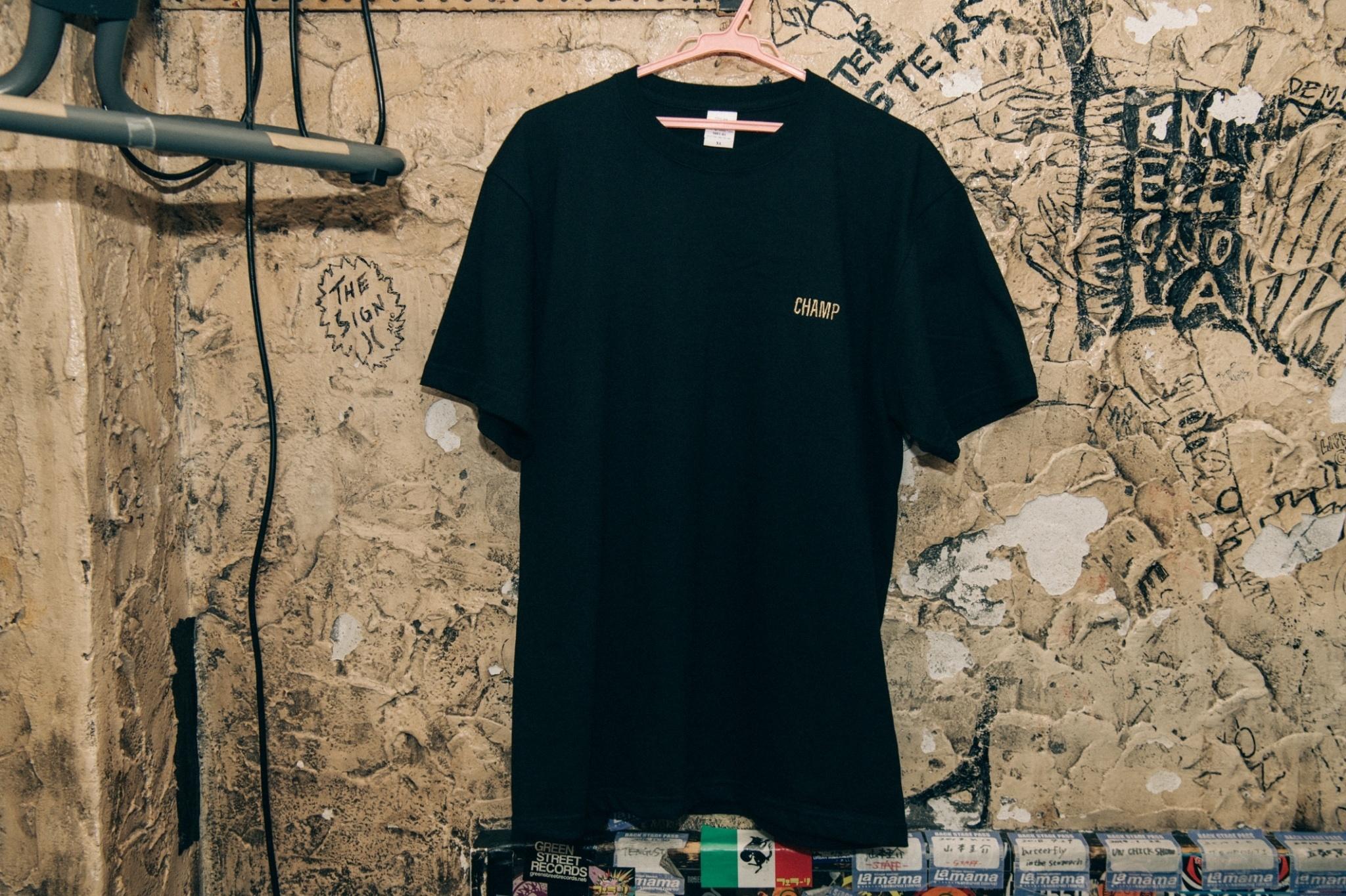 LIVE (HOUSE) CHAMP Tシャツ