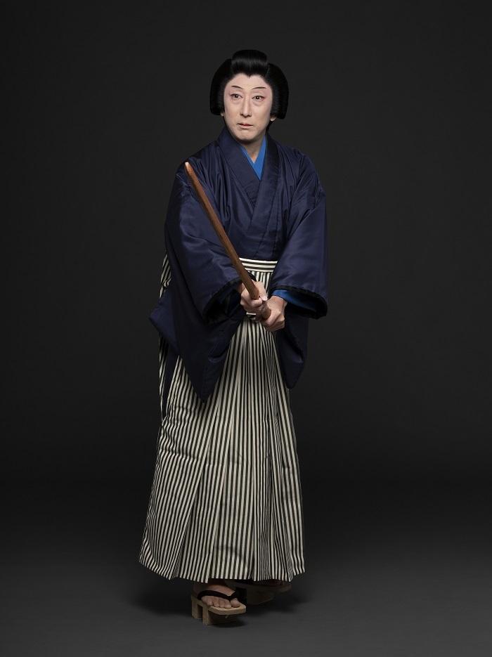 『市松小僧の女』お千代:中村時蔵