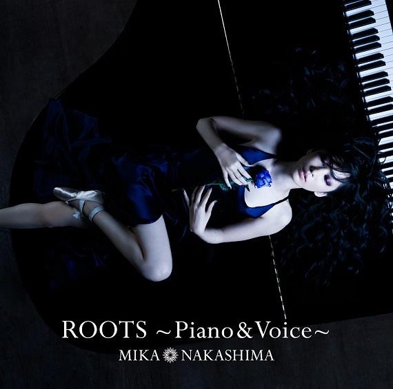 中島美嘉『ROOTS~Piano & Voice』通常盤