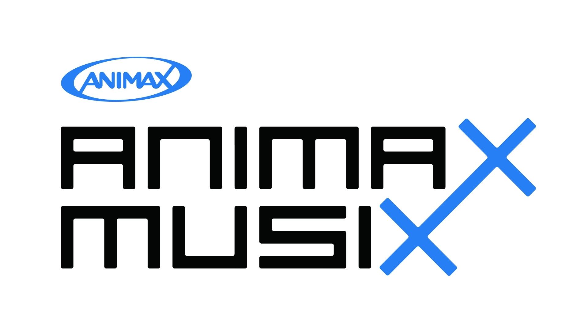 『ANIMAX MUSIX』ロゴ (C)ANIMAX MUSIX 2018-2019