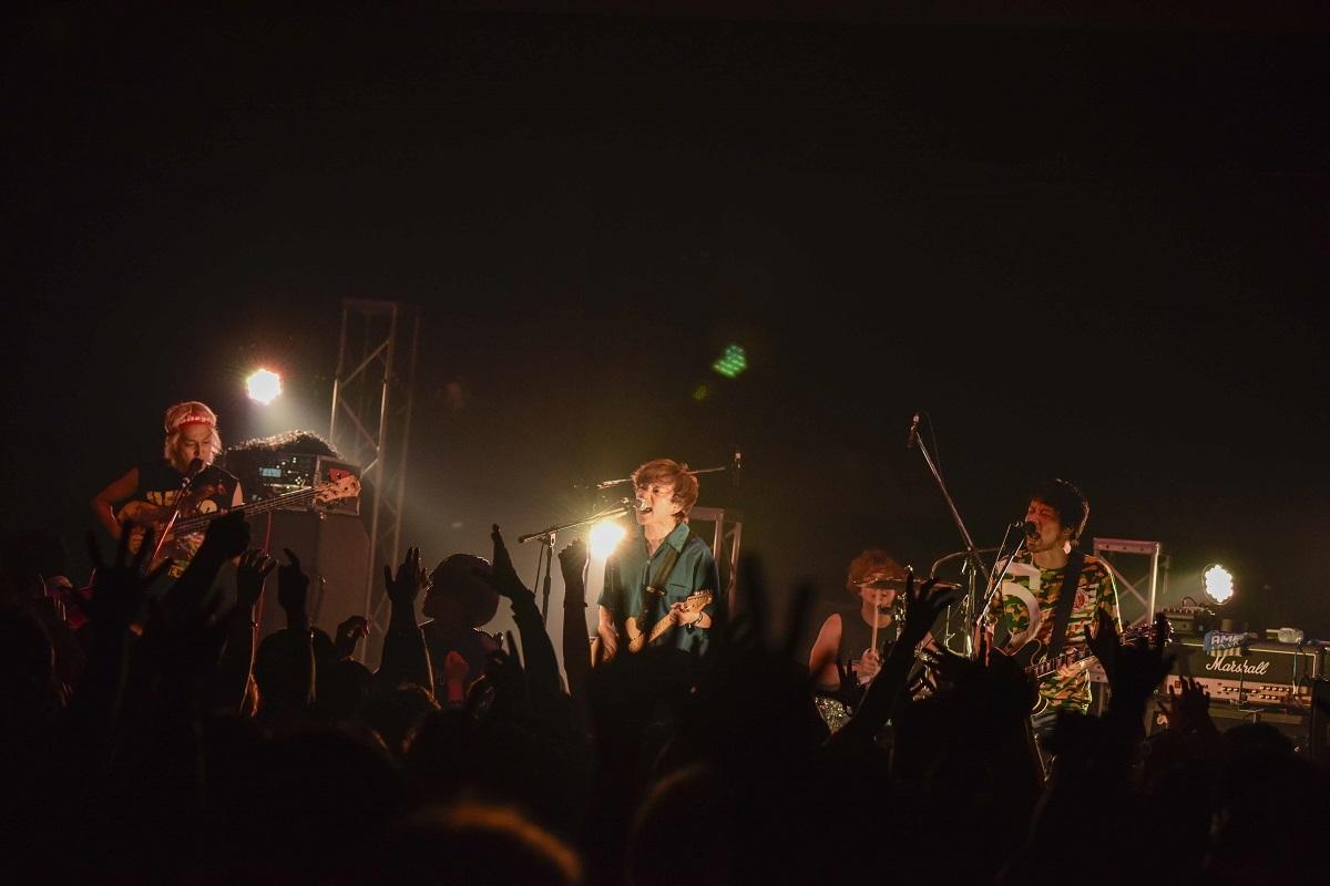 グッドモーニングアメリカ:Photo by YUKI KAWAMOTO