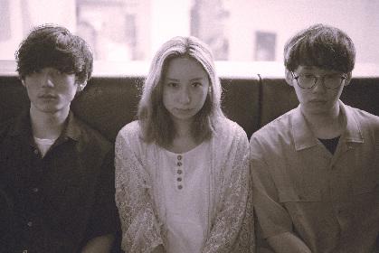 """きのこ帝国・西村""""コン""""を中心に新たに結成された3人組バンド・addは光に溢れていた その光源を探る直撃インタビュー"""