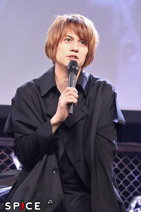 浦井健治。ついに王様になりました!