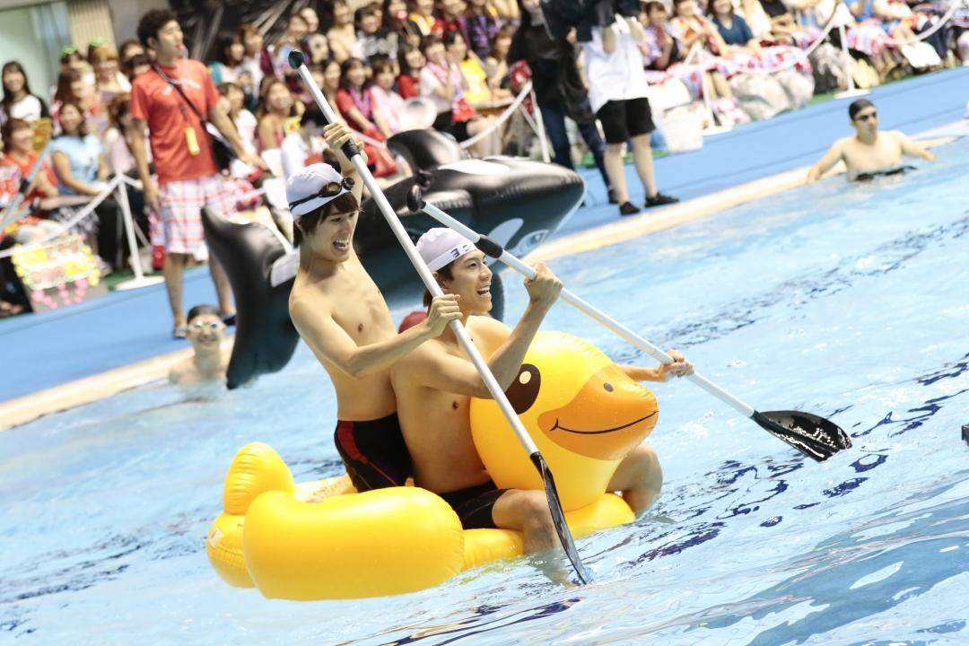 『ドキッ! 下剋上 男だらけの水泳大会』