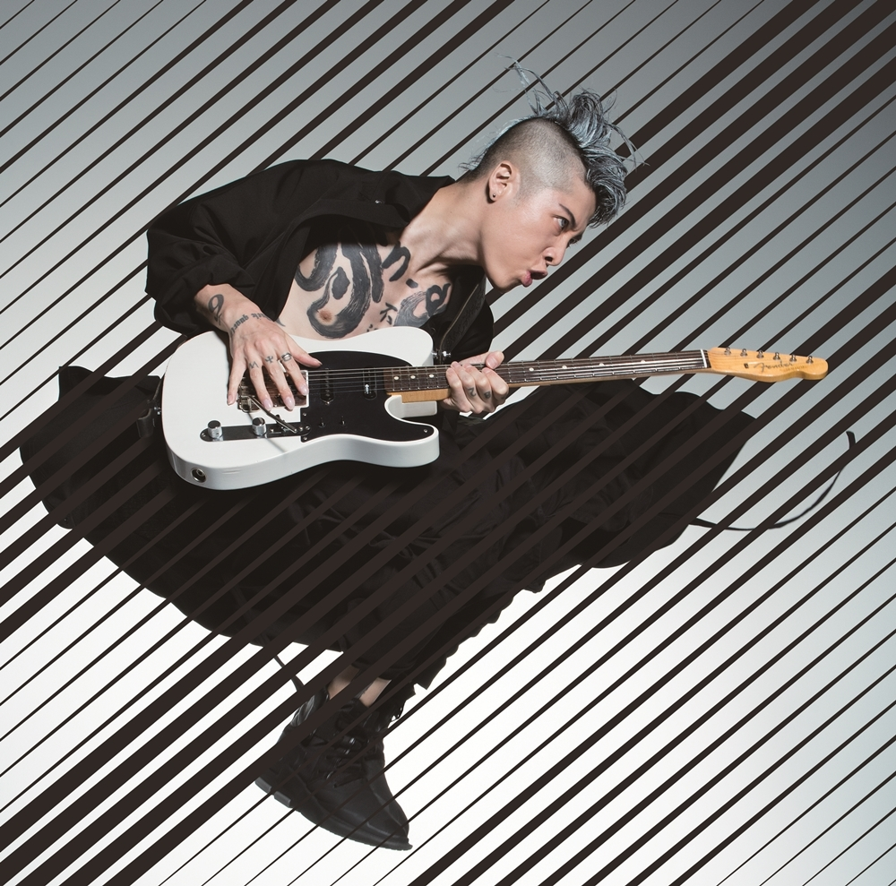 MIYAVI『SAMURAI SESSIONS vol.2』通常盤