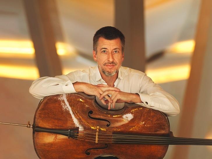 ベルリンフィルの第1ソロ・チェロ奏者 ルートヴィヒ・クヴァント (c)Sebastian Hanel