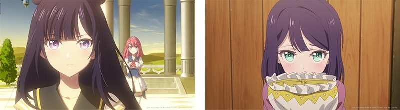 TVアニメ『ラピスリライツ』ユニット紹介PVより (C)KLabGames・KADOKAWA/TEAM Lapis Re:LiGHTs