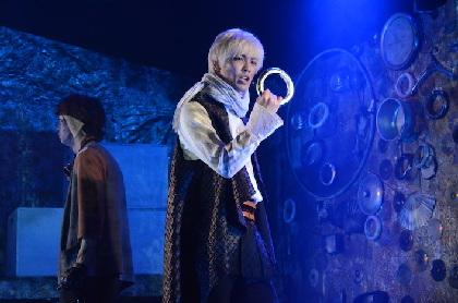 風間由次郎作・演出のオリジナルミュージカル『オーバーリング・ギフト』ゲネプロレポート