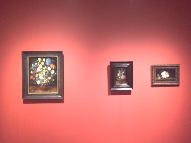ヤン・ブリューゲル、ルーラント・サーフェリーによる花の絵画作品