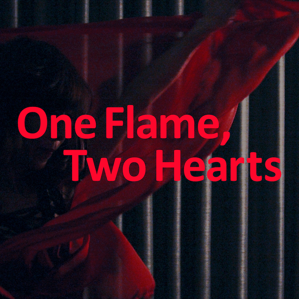 杏子「One Flame, Two Hearts」