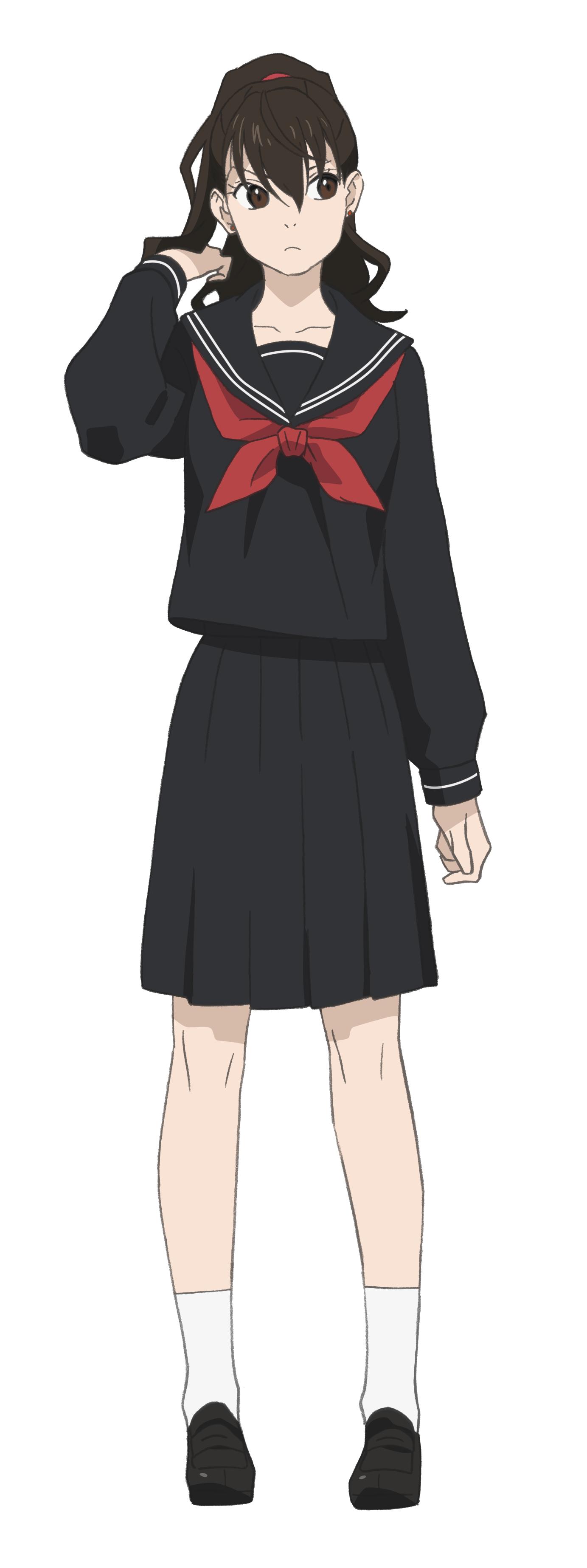 田沼舞  (C)羅川真里茂・講談社/ましろのおと製作委員会