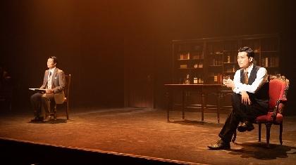 s**t kingzの持田将史、小栗基裕による朗読×ダンスの舞台『My friend Jekyll』公開ゲネプロ オフィシャルレポートが到着