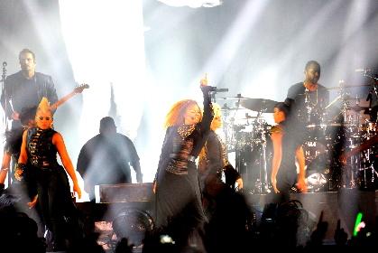 ジャネット・ジャクソン 14年ぶりの来日公演に大阪が熱狂の渦に