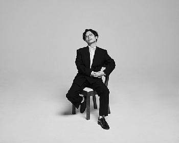 中田裕二、ソロ10周年を記念したベストアルバムのリリースが決定 新ビジュアルも公開に