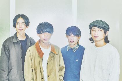 """moon drop インタビュー """"愛だの恋だのラブソングを歌い続けるバンド""""の最新作『拝啓 悲劇のヒロイン』を紐解く"""