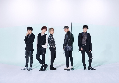 Da-iCE、新曲「BACK TO BACK」のMVを今夜初のYouTubeプレミア公開決定