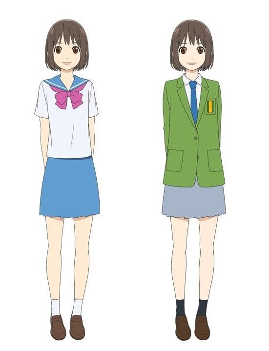 左:中学生編 右:高校生編