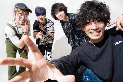 ラックライフ ニューシングル「アオイハル」を5月に発売