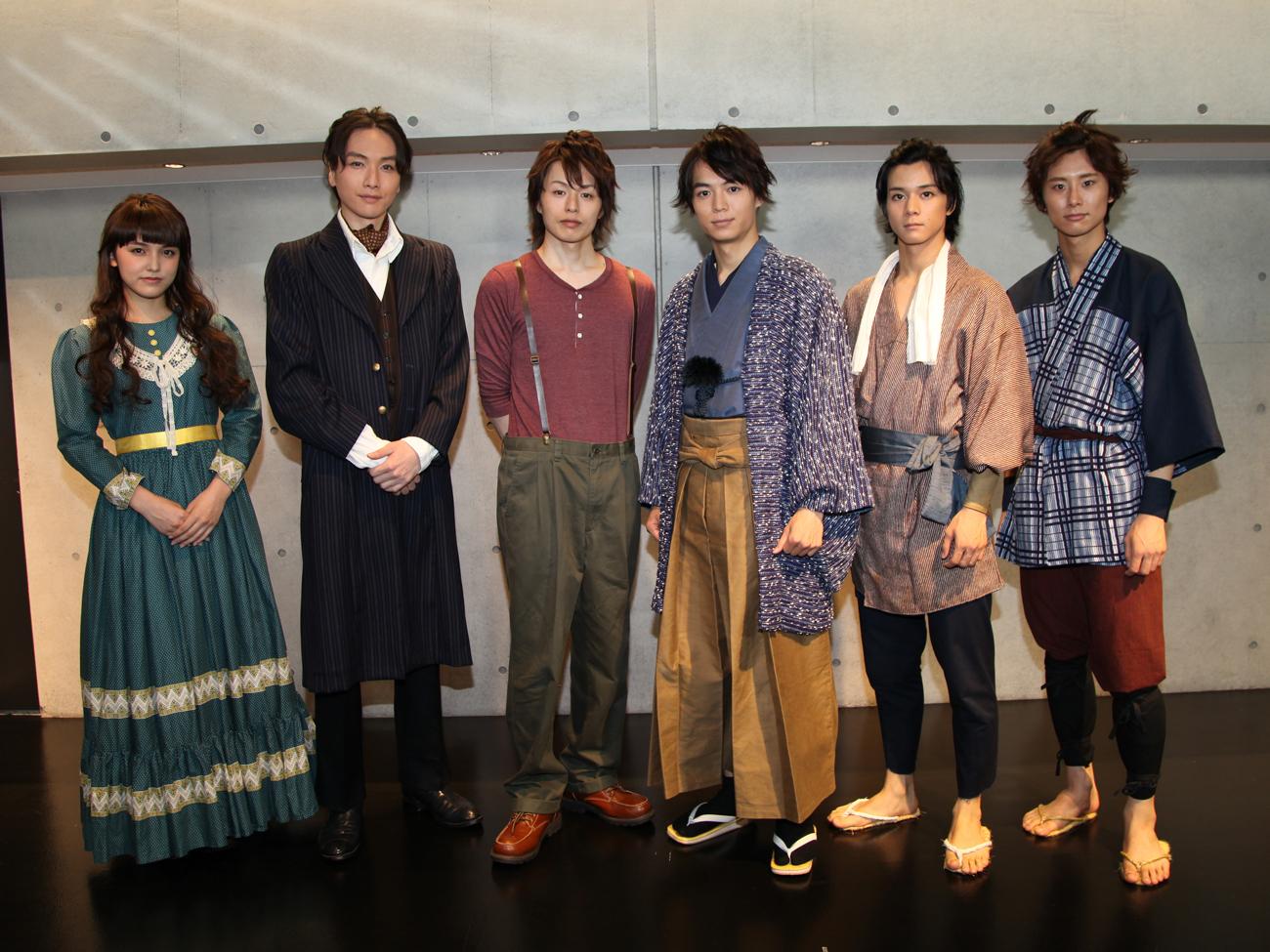 もっと歴史シリーズ第6弾舞台『ジョン万次郎』